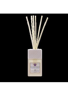Ароматизатор воздуха с бамбуковыми палочками «Бутоны льна»