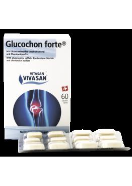 «Глюкохон форте» в таблетках (формула 780+624) для суставов