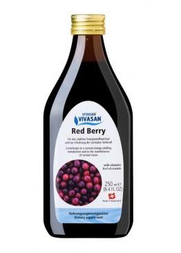 Тонизирующий сироп «Красная ягода» с лютеином и витаминами